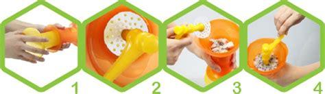 Kidsme Baby Food Grinder Pelumat Penghalus Mpasi Bayi Blender Manual 21 kidsme food grinder penghalus makanan bayi yang simple dan murah
