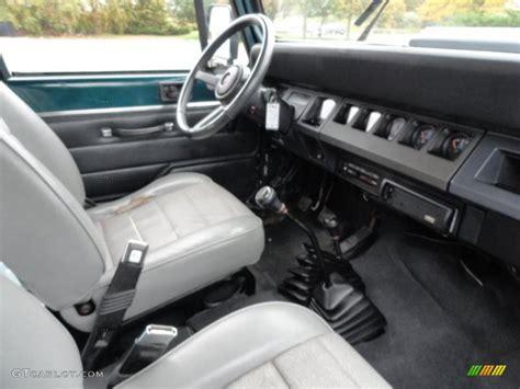 1995 Jeep Wrangler Interior 1995 Jeep Wrangler S 4x4 Interior Photo 38991397