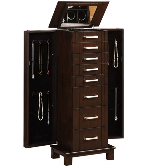 tall jewelry armoire tall jewelry armoire in jewelry armoires