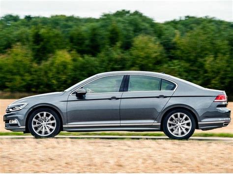 gray volkswagen passat volkswagen passat saloon 2 0 tdi se business car leasing
