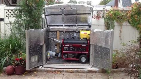 Portable Generator Cover Shed Storage Enclosure by Best Portable Generator General Overview And Top 5 On The