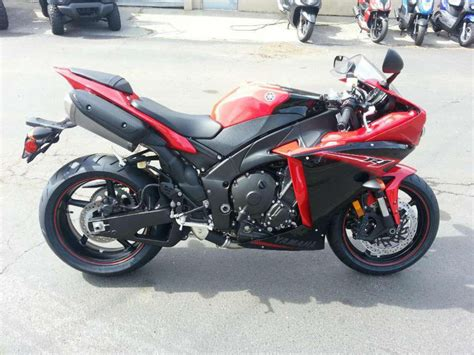 Suzuki R1 For Sale 2013 Yamaha Yzf R1 Sportbike For Sale On 2040motos