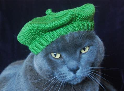 Cat Beret Hat international cat hats make
