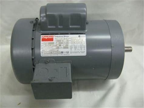 capacitor for dayton motor dayton capacitor start motor ac 1 hp 6k674 6k674n