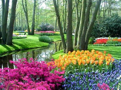Largest Flower Garden Photos The World S Largest Flower Garden Garden Variety
