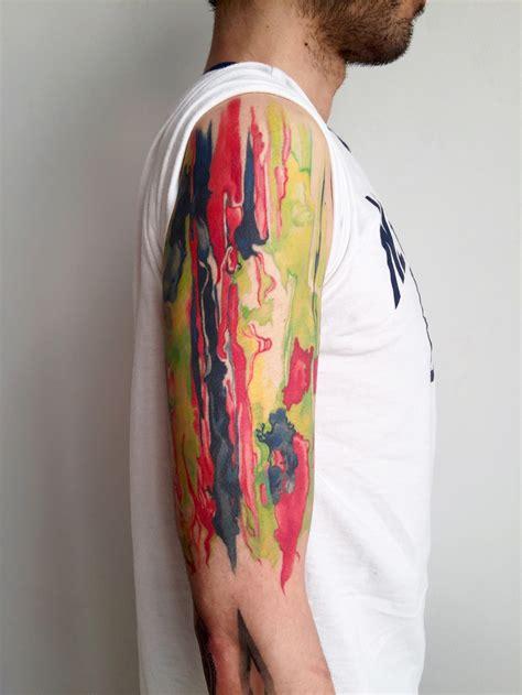abstract art tattoo abstract tattoos tattoos medium