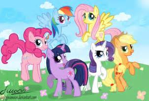 my little ponies together forever by rivamon on deviantart