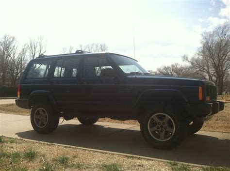 2001 Jeep Sport Lifted Buy Used 2001 Jeep Sport 4x4 Lifted Low In