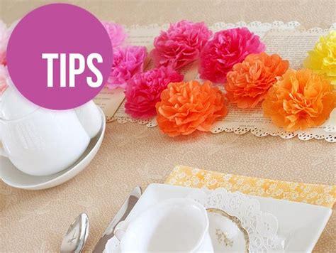 como decorar dulceros con papel china como hacer flores de papel china paso a paso imagui