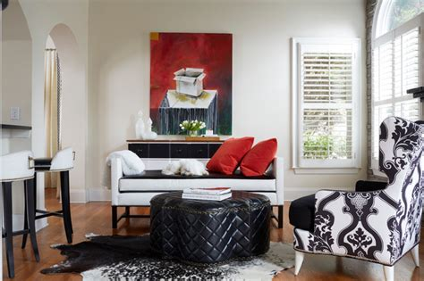 interior decorators roswell ga a painted brick roswell ga contemporary living room