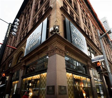 Can You Use A Saks Gift Card At Off Fifth - hooray saks fifth avenue opens in canada chatelaine
