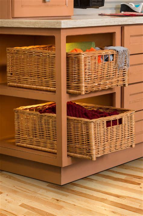 kitchen baskets hafele wicker baskets traditional kitchen other by