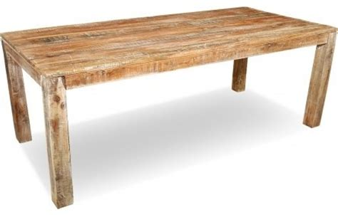 lime washed oak dining table hton lime wash 82 quot dining table rustic dining
