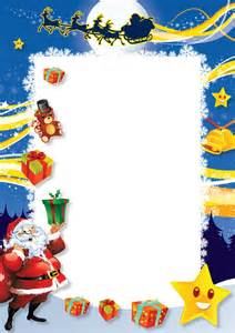 Blank Letter From Santa Template by Blank Santa Letters New Calendar Template Site