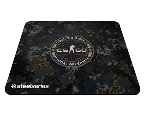 Steelseries Mousepad Mouse Pad Qck Csgo Camo Edition Steelseries Qck Cs Go Camo Edition Wristband