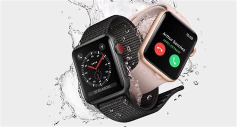 Apple Serie 3 Montre by Apple Series 3 La Montre Enfin Compatible 4g Pour Se Passer D Iphone