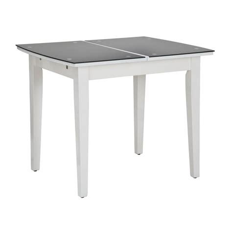 tavolo allungabile quadrato tavolo da pranzo moderno quadrato allungabile in legno con