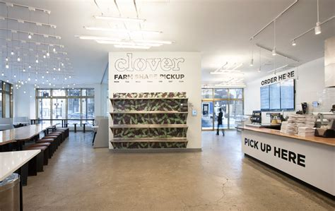 Boston Interiors Locations by Clover Food Lab Opens Two Ssd Designed Boston Locations Archpaper