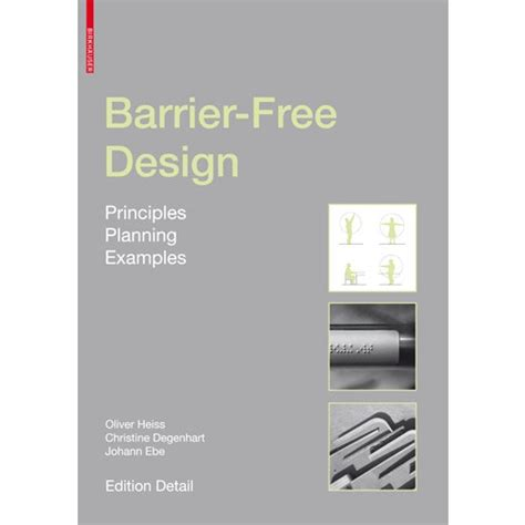 design barrier meaning barrier free design