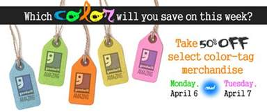 goodwill tag colors events and promotions at goodwill donation and store centers