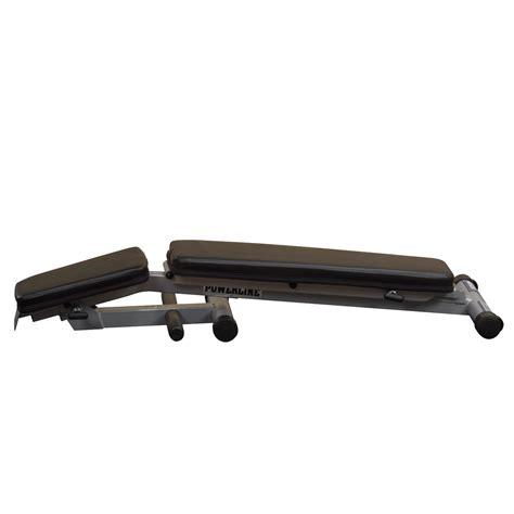 powerline folding bench powerline pfid125x flat incline decline folding bench