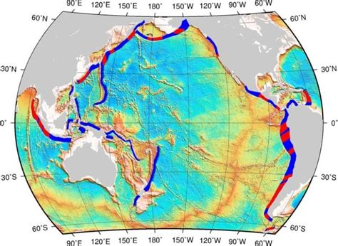 earthquake zones in the world great earthquake hot spots pinpointed sciencedaily
