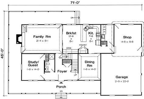 traditional farmhouse floor plans house plan 24403 at familyhomeplans