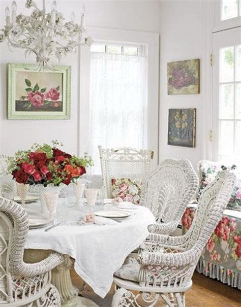 chic dining rooms 35 beautiful shabby chic dining room decoration ideas listing more
