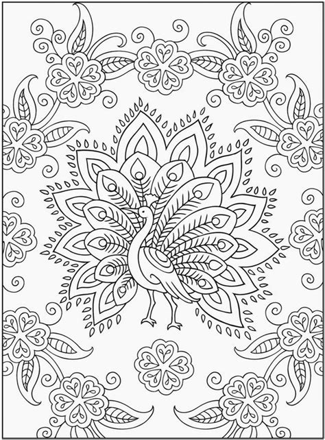 Adults Complex Mandala Coloring Pages Printable Printable Complex Coloring Pages For