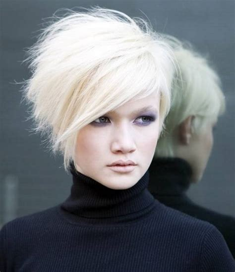 funky old lady hair white short haircuts hairstyles easy hairstyles for girls