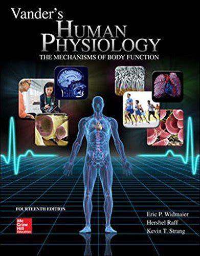Human Biology 14th Edition vander s human physiology 14th edition avaxhome