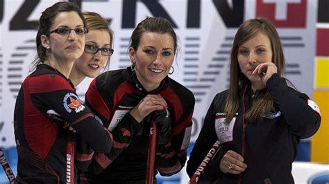 Sn Kaitlyn Dress canada s homan locks up playoff spot at worlds sportsnet ca