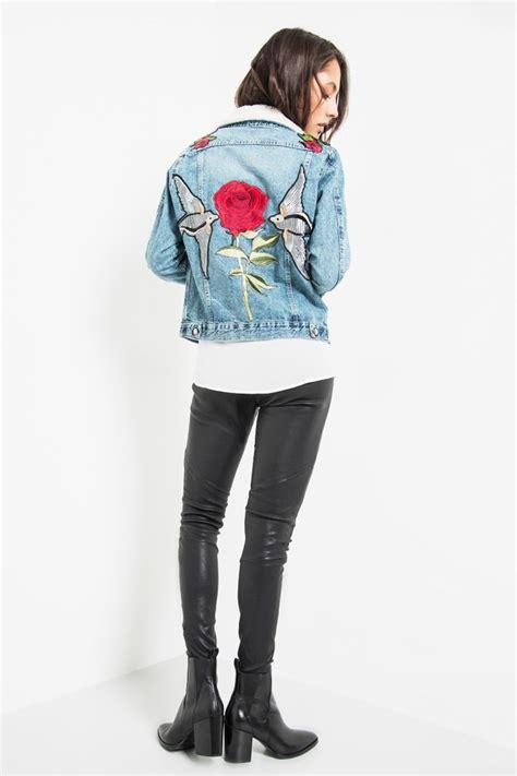 2017 diy trends mode trends sommer herbst 2017 diese jeansjacken sind