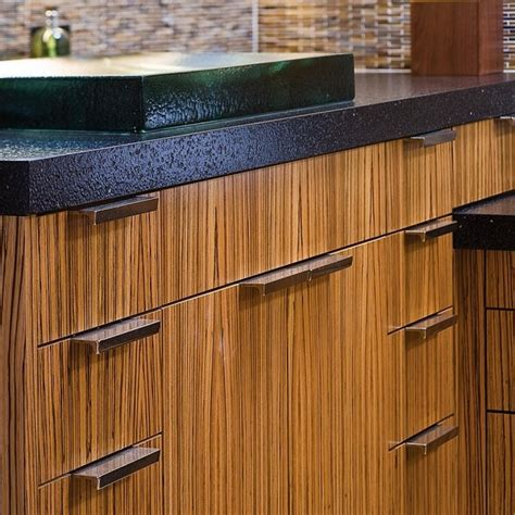Kitchen Cabinet Drawer Handles Transitional Cabinet Drawer Pull Transitional Kitchen Chicago By Clark Barlow