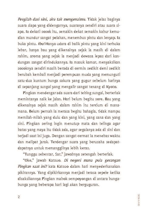 Melipat Jarak Hc By Sapardi Djoko Damono pingkan melipat jarak novel kedua trilogi hujan bulan