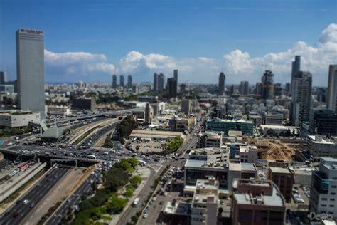 Mba Center Tel Aviv by Photo Of The Week Tilt Shift Tel Aviv Israel21c