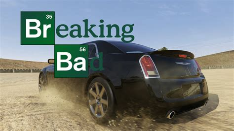 Walter White Auto by Walter White S Chrysler 300 Forza 6 Movie Cars Breaking