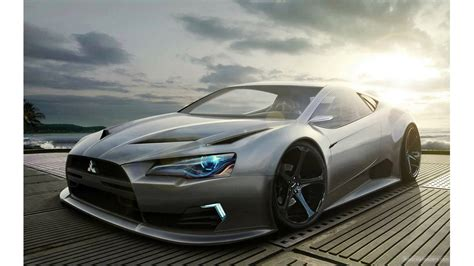mitsubishi 3000gt concept 2017 mitsubishi 3000gt release date autosdrive info