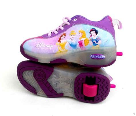 Sepatu Roda Anak Hello sepatu roda princess ungu lu