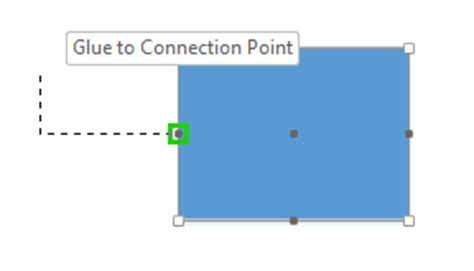 visio connection point tool auto computed values in visio diagrams with vba