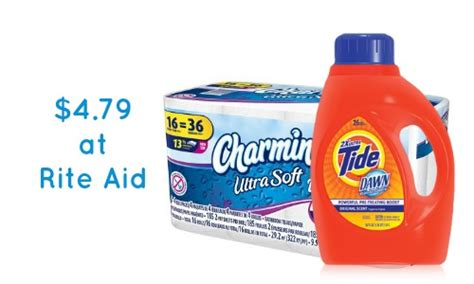 rite aid help desk rite aid deal bath tissue and laundry detergent for 4
