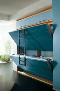 Compact Beds by Built In Bunkbeds For Compact Living Euro Style Home