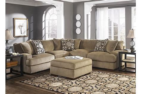 grenada sectional ashley furniture the grenada 3 piece sectional from ashley furniture