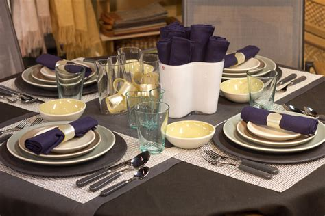 Dining Table Settings Decorations Table Setting Ideas To Cultivate Family Togetherness