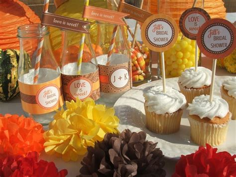 fall bridal shower decorations 1000 images about fall in florida bridal shower on