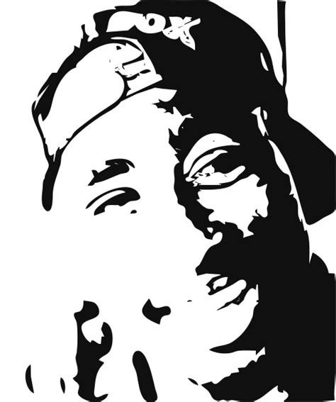 stencil it 4 don t layer view tupac