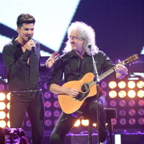 brian may on adam lambert brian may reveals queen will only tour with adam lambert