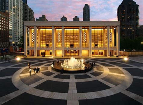 lincoln center new york lincoln center for the performing arts the well tempered ear