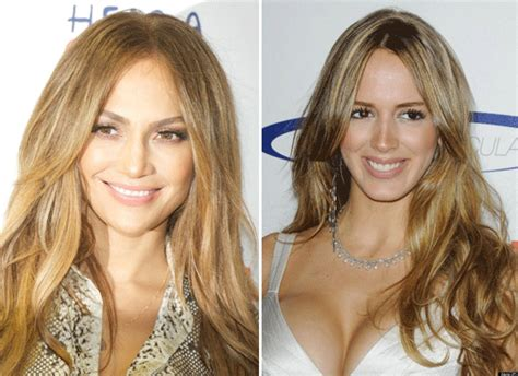 10 most look alike celebrities celebrity look alikes divorced stars who dated their ex s