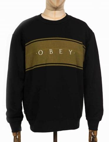 Sweater Hoodie Jumper Rip City Skate Almira Collection buy obey clothing uk sweater vest